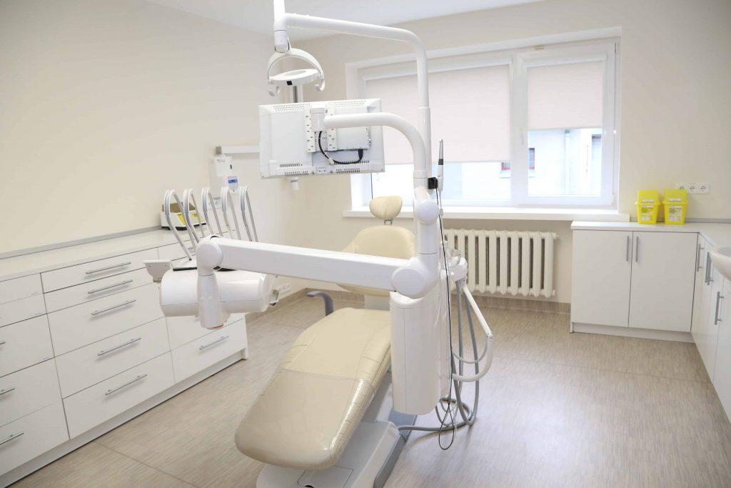 odontologijos klinika Tauragė
