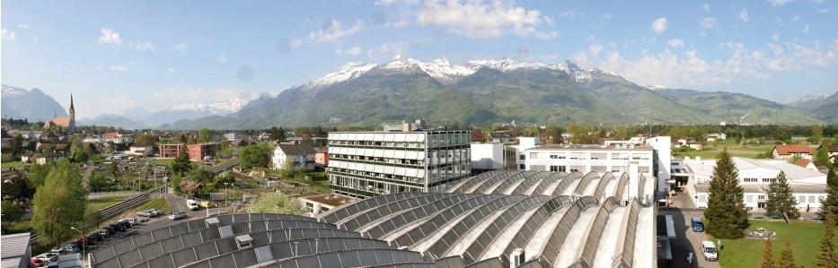 Ivoclar gamykla Šveicarijoje